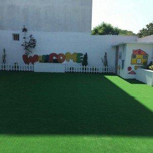 چمن مصنوعی 11میل مهد کودک و فضای باز