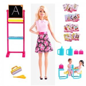 عروسک مدرسه barbie ffb19