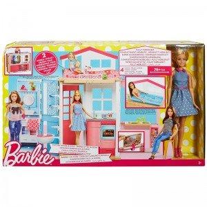 خانه عروسک  barbie dvv48