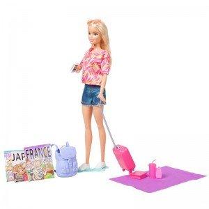 عروسک با لوازم  barbie ffb18