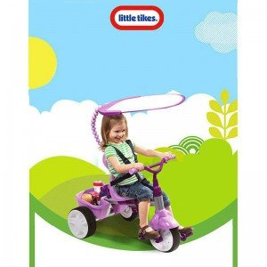 سه چرخه پدالی کودک  little tikes 627361