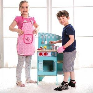 آشپزخانه چوبی کودک