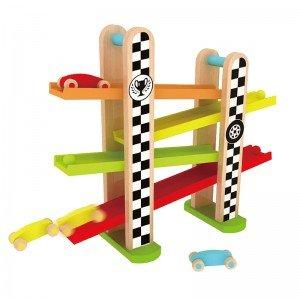بازی فرمول یک چوبی Classic World مدل F1 racing Track 3570