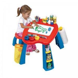 میز نقاشی دوطرفه crayola 5039