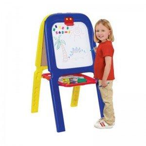 تخته نقاشی دوطرفه کودک