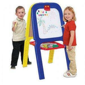 تخته نقاشی دوطرفه کودک crayola 5047