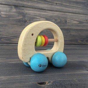 ماشین چوبی فیلی