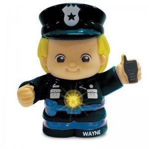 آدمک مامور پلیس واین police officer wayne vtech 176063