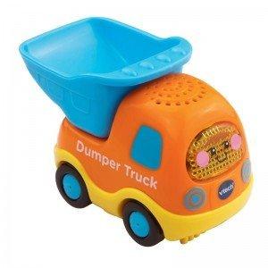 کامیون موزیکال drivers dumper truck vtech 142503
