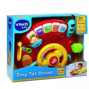 فرمان موزیکال tiny tot driver vtech 166603