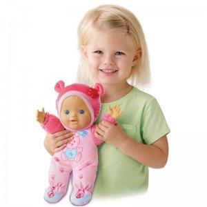 عروسک دالی کن موزیکال baby peek a boo vtech 169403