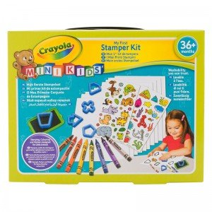 کیت استامپ کرایولا crayola 1359