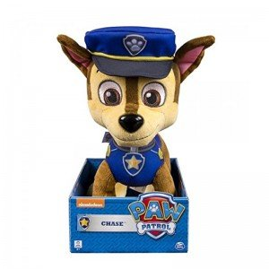 عروسک پولیشی 25 سانتی پاوپاترول 6023230 pawpatrol chase