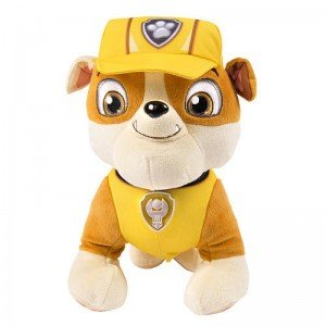 عروسک پولیشی پاوپاترول 6033288 pawpatrol rubble