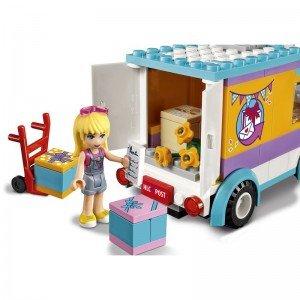 لگو  Heartlake Gift Delivery lego 41310