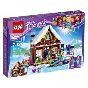 لگو  Snow Resort Chalet lego 41323