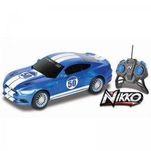 ماشین کنترلی scale street cars ford nikko 94168