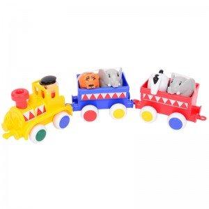 قطار سیرک vikingtoys 81073