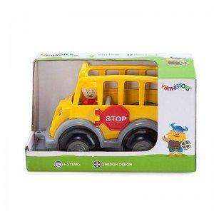 خرید ماشین بازی اتوبوس مدرسه