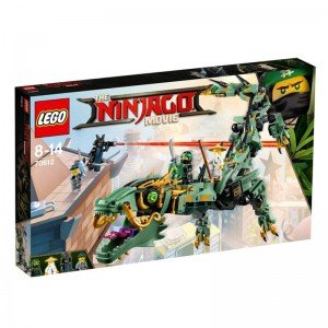 لگو  Green Ninja Mech Dragon  lego 70612