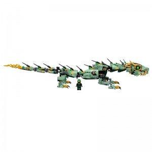 لگو  Green Ninja Mech Dragon  lego 70612