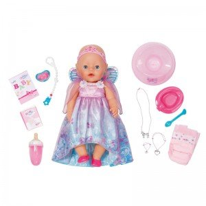عروسک بی بی بورن DOLL WONDERLAND LAND DREAM baby born 824252