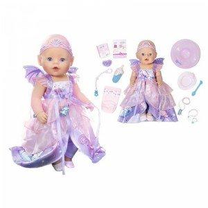 عروسک 43 سانتی بی بی بورن Wonderland Fairy Doll baby born 824191