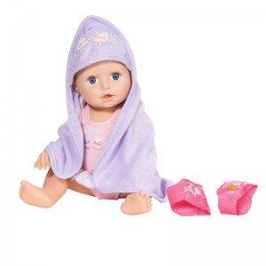 عروسک شناگر بی بی آنابل Learns to Swim Doll baby born 700051