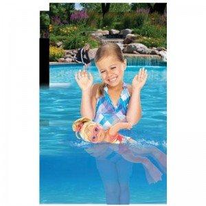 عروسک شناگر بی بی بورن
