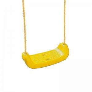 کفی تاب زرد با طناب آویز pic-3009