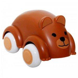 ماشین خرس قهوه ای کوچولو vikingtoys 01170