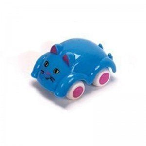 ماشین گربه آبی کوچولو vikingtoys 01170