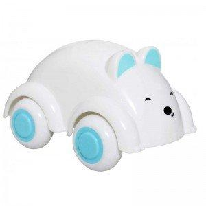 ماشین موش سفید کوچولو vikingtoys 01170