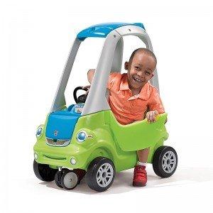 ماشین پایی کودک سقف دار EASY TURN COUPE step2 845100