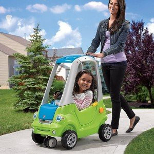 ماشین و سه چرخه کودک
