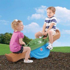 بازی و شادی با الاکلنگ کودک