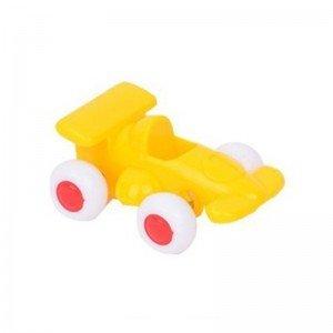 ماشین مسابقه زرد vikingtoys 01129