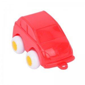 ماشین هاچ بک قرمز vikingtoys 01129