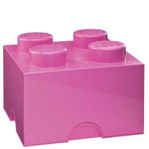 باکس اسباب بازی تک عددی ایرانی صورتی Storage Brick  کد1111