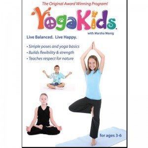 آموزش یوگا کودکان  yoga kids