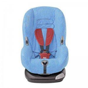 کاور تابستانه صندلی ماشین مدل priorixp رنگ آبی