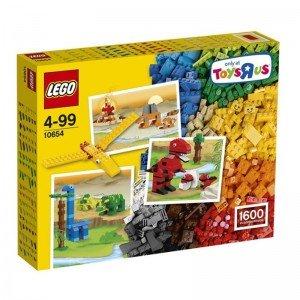 لگو سری Classic مدل Creative Brick Box 10654