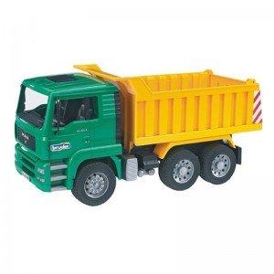 کامیون کمپرسی Bruder Man Tip Truck  bruder 2765
