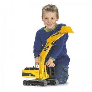 بیل مکانیکی کاترپیلار Caterpillar Excavator bruder 2438