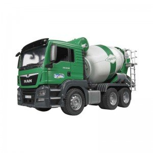 کامیون میکسر سیمان cement mixer truck bruder 3710