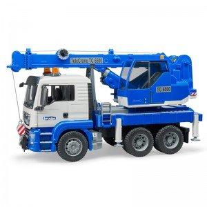 کامیون ساختمان construction truck bruder 3765