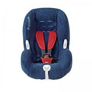 کاور تابستانه صندلی ماشین مدل priorixp رنگ سرمه ای
