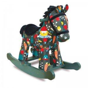 راکر اسب چوبی  راکت و بوود  Rocket & Bud Rocking Horse little bird 3068