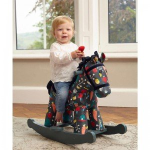 راکر اسب  Rocket & Bud Rocking Horse little bird 3068