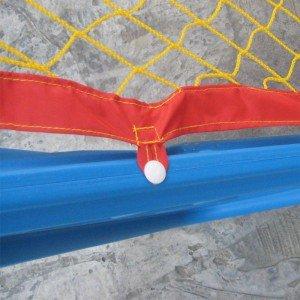 دروازه فوتبال کودک مناسب برای فضای حیاط و مهد کودک